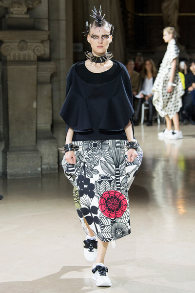 Junya Watanabe Spring 2018 Ready-to-Wear - Look #42