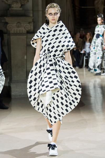 Junya Watanabe Spring 2018 Ready-to-Wear - Look #43