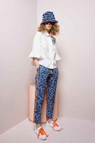 Karen Walker Resort 2018 - Look #3