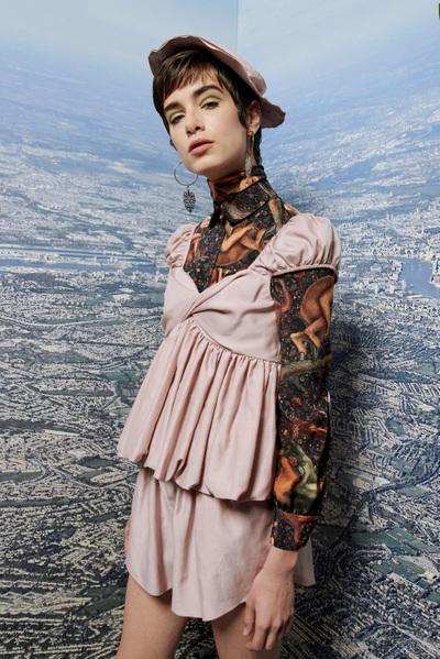 Karen Walker Spring 2018 Ready-to-Wear - Look #10