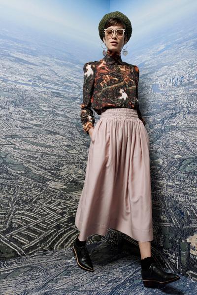 Karen Walker Spring 2018 Ready-to-Wear - Look #11