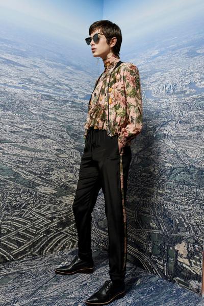 Karen Walker Spring 2018 Ready-to-Wear - Look #14