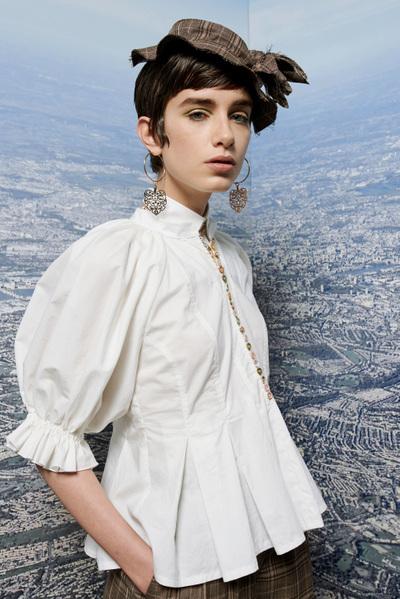 Karen Walker Spring 2018 Ready-to-Wear - Look #15