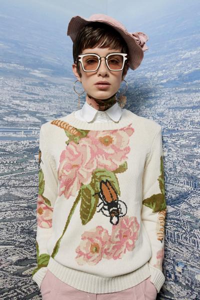Karen Walker Spring 2018 Ready-to-Wear - Look #17