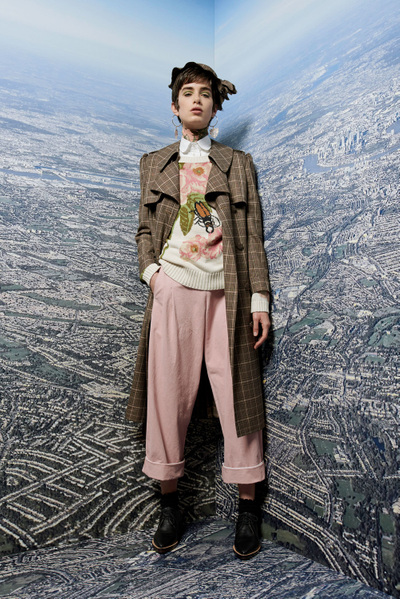 Karen Walker Spring 2018 Ready-to-Wear - Look #18