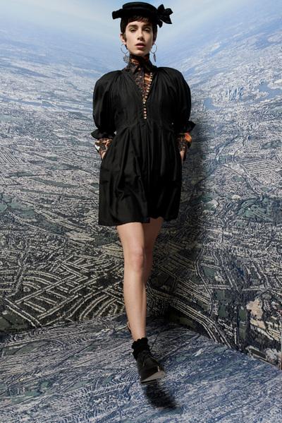 Karen Walker Spring 2018 Ready-to-Wear - Look #20