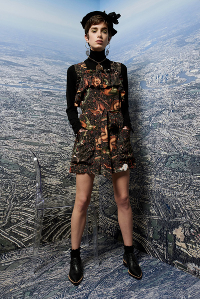 Karen Walker Spring 2018 Ready-to-Wear - Look #22