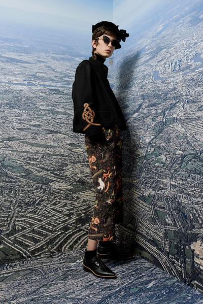 Karen Walker Spring 2018 Ready-to-Wear - Look #23