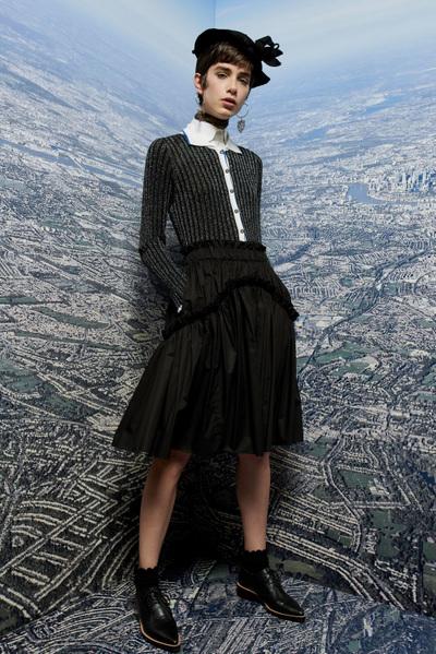 Karen Walker Spring 2018 Ready-to-Wear - Look #25