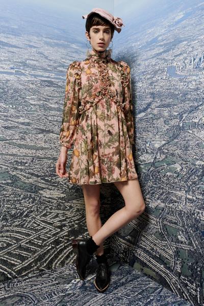 Karen Walker Spring 2018 Ready-to-Wear - Look #32