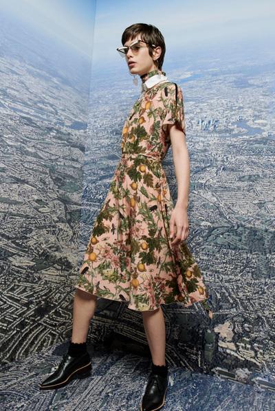 Karen Walker Spring 2018 Ready-to-Wear - Look #33