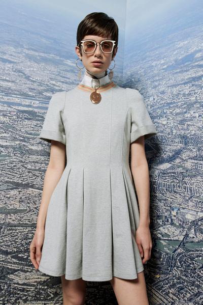 Karen Walker Spring 2018 Ready-to-Wear - Look #35