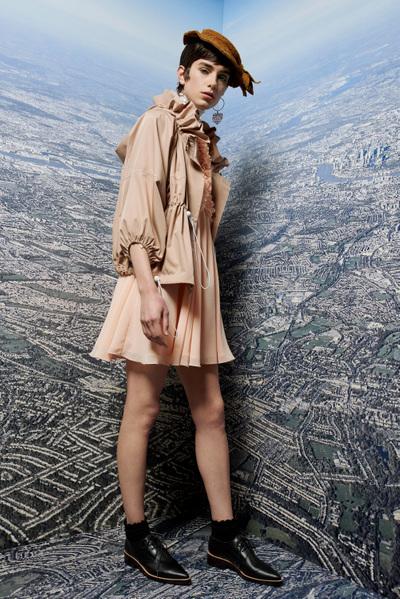 Karen Walker Spring 2018 Ready-to-Wear - Look #38