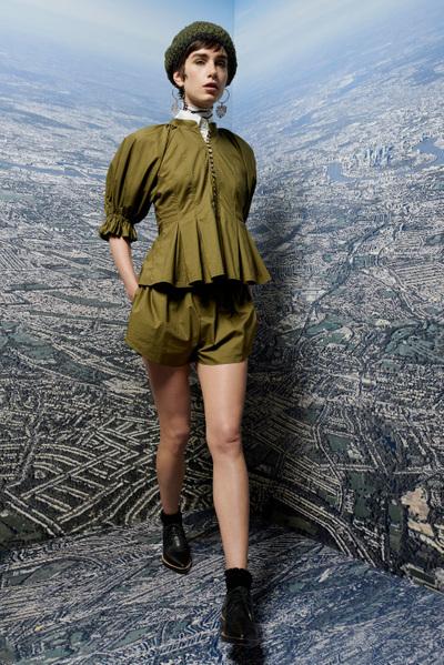 Karen Walker Spring 2018 Ready-to-Wear - Look #7