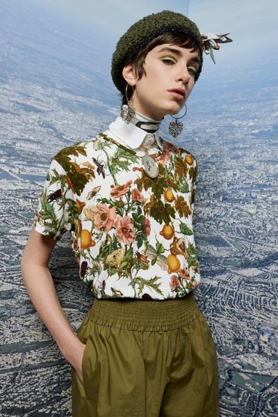 Karen Walker Spring 2018 Ready-to-Wear - Look #8