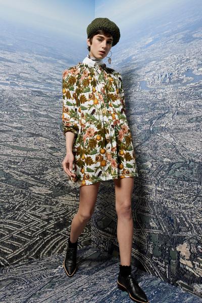 Karen Walker Spring 2018 Ready-to-Wear - Look #9