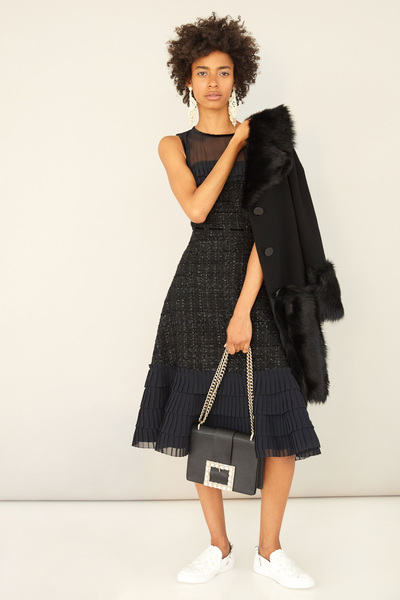 Kate Spade New York Resort 2018 - Look #12