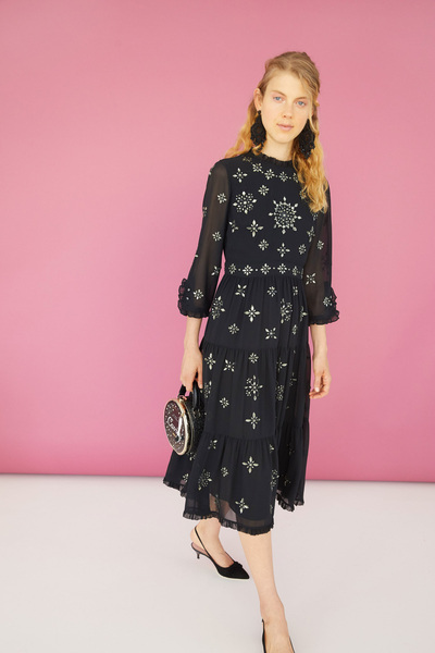 Kate Spade New York Resort 2018 - Look #4