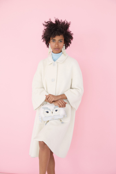 Kate Spade New York Resort 2018 - Look #7