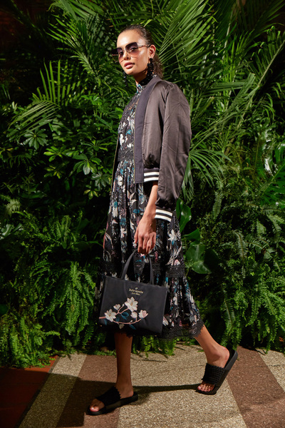 Kate Spade New York Spring 2018 Ready-to-Wear - Look #1