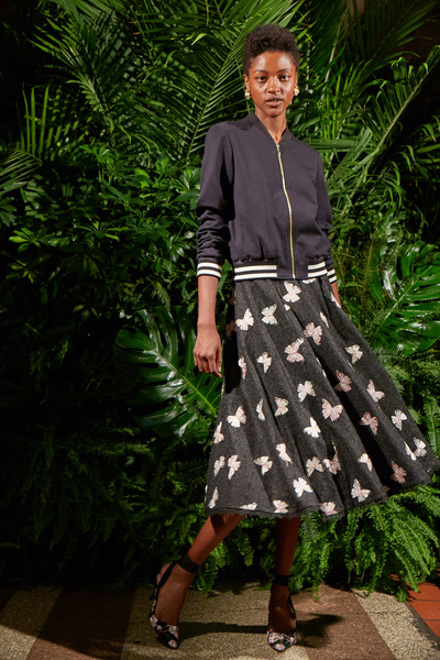 Kate Spade New York Spring 2018 Ready-to-Wear - Look #10