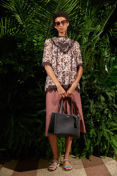 Kate Spade New York Spring 2018 Ready-to-Wear - Look #11