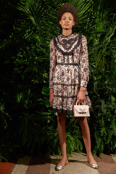 Kate Spade New York Spring 2018 Ready-to-Wear - Look #12