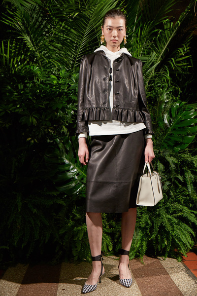Kate Spade New York Spring 2018 Ready-to-Wear - Look #15