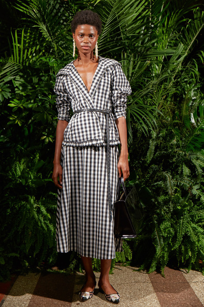 Kate Spade New York Spring 2018 Ready-to-Wear - Look #17