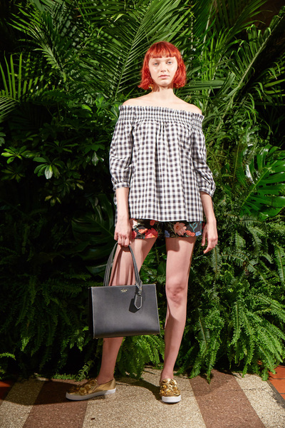 Kate Spade New York Spring 2018 Ready-to-Wear - Look #18