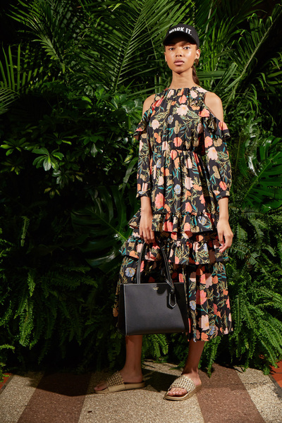Kate Spade New York Spring 2018 Ready-to-Wear - Look #19
