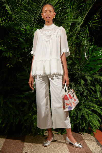 Kate Spade New York Spring 2018 Ready-to-Wear - Look #21