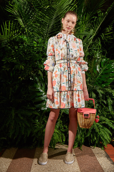 Kate Spade New York Spring 2018 Ready-to-Wear - Look #22