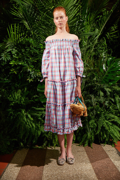Kate Spade New York Spring 2018 Ready-to-Wear - Look #25