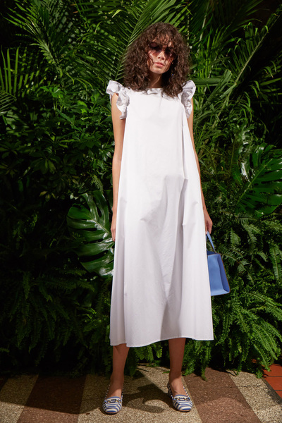Kate Spade New York Spring 2018 Ready-to-Wear - Look #28