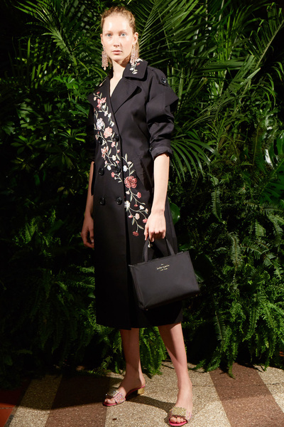 Kate Spade New York Spring 2018 Ready-to-Wear - Look #3
