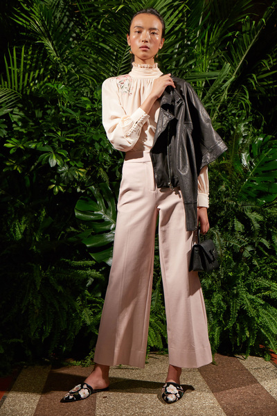 Kate Spade New York Spring 2018 Ready-to-Wear - Look #5