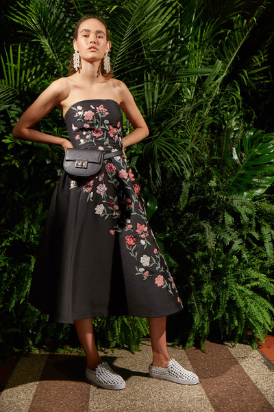 Kate Spade New York Spring 2018 Ready-to-Wear - Look #6