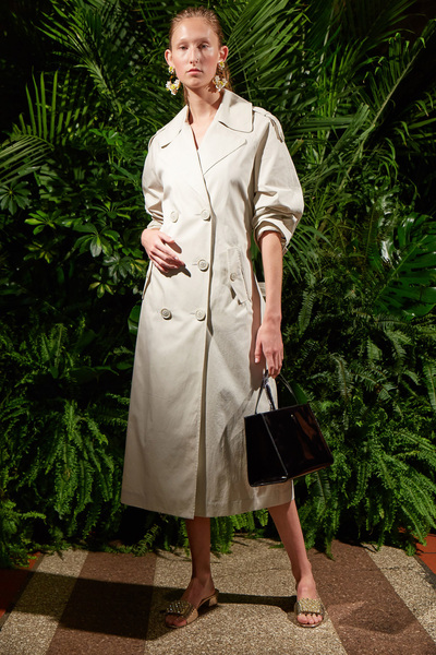 Kate Spade New York Spring 2018 Ready-to-Wear - Look #8