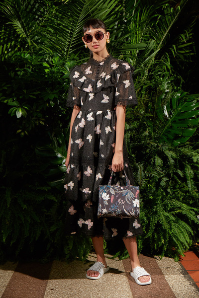 Kate Spade New York Spring 2018 Ready-to-Wear - Look #9