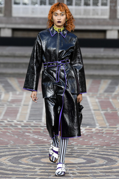 KENZO Spring 2018 Ready-to-Wear - Look #14
