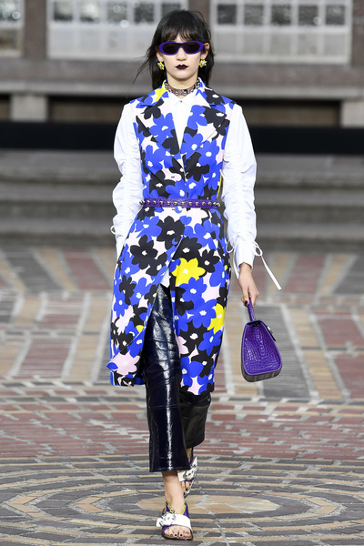 KENZO Spring 2018 Ready-to-Wear - Look #15