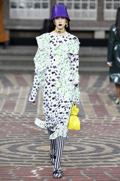 KENZO Spring 2018 Ready-to-Wear - Look #20