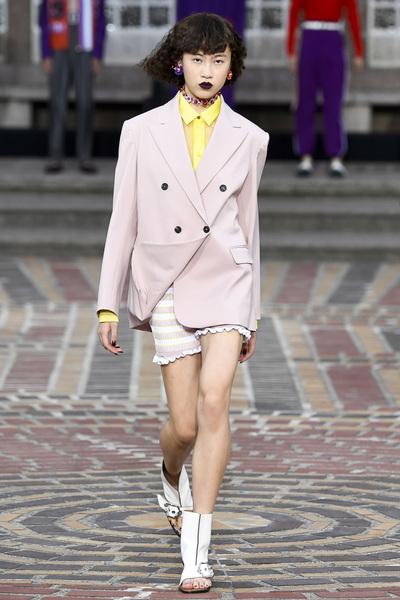 KENZO Spring 2018 Ready-to-Wear - Look #23