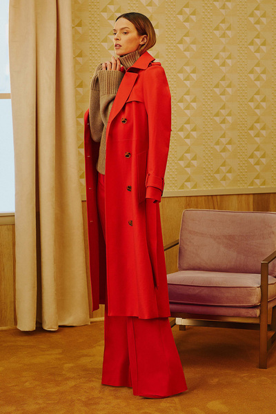 Khaite Resort 2018 - Look #1