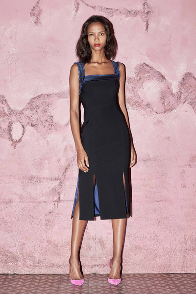 Kimora Lee Simmons Spring 2018 Ready-to-Wear - Look #14