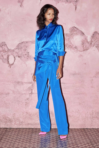 Kimora Lee Simmons Spring 2018 Ready-to-Wear - Look #15
