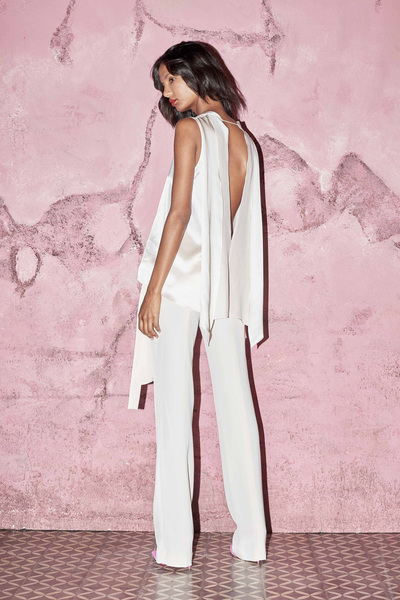 Kimora Lee Simmons Spring 2018 Ready-to-Wear - Look #17