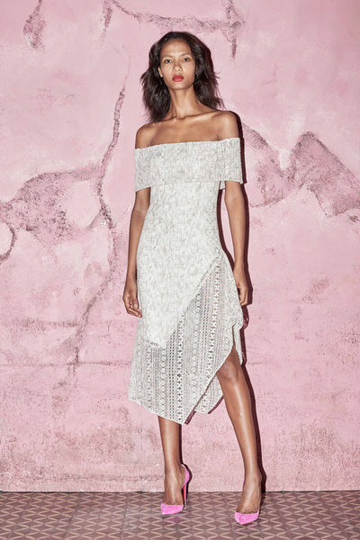 Kimora Lee Simmons Spring 2018 Ready-to-Wear - Look #18