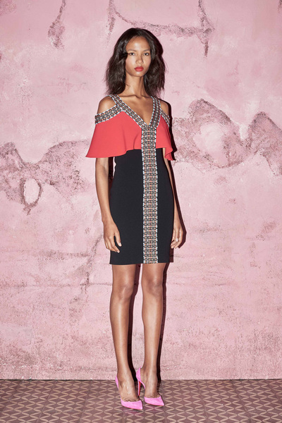Kimora Lee Simmons Spring 2018 Ready-to-Wear - Look #2